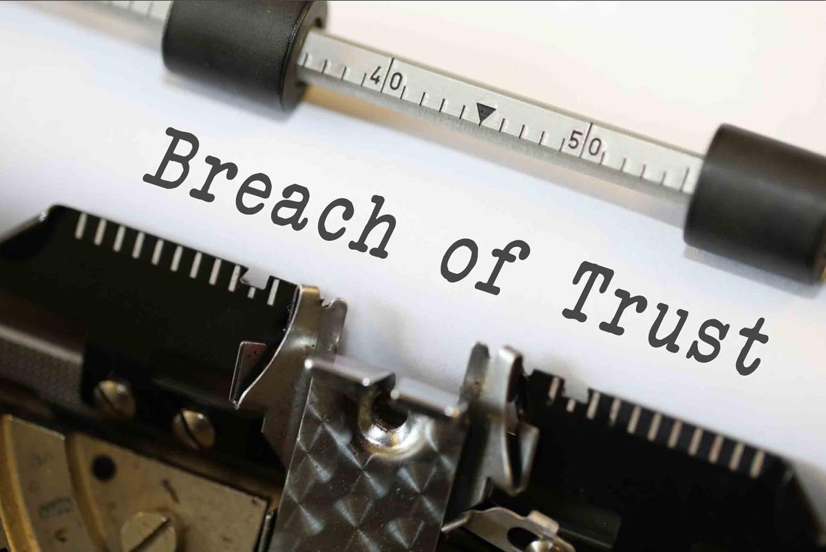 Differences between Criminal & Civil Breach of Trust