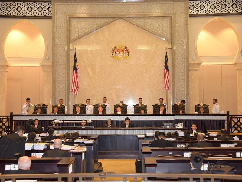 Nine-member Federal Court bench convenes for first time