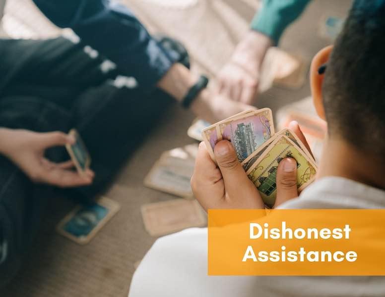 Dishonest Assistance:  Underdeveloped & Underrated