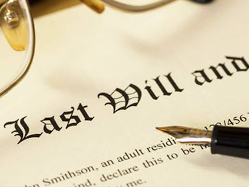 Left Out of a Will? Here's What You Can Possibly Do